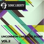 Gema-freie Hintergrundmusik Uncommon Cinematic Score Vol.2