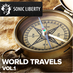 Royalty Free Music World Travels Vol.1