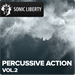 Music and film soundtrack Percussive Action Vol.2