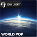 Music and film soundtracks World Pop