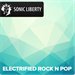 Music and film soundtrack Electrified Rock'n'Pop