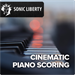 Music and film soundtrack Cinematic Piano Scoring