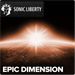 Music and film soundtrack Epic Dimension