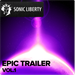 Music and film soundtrack Epic Trailer Vol.1