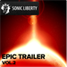 Music and film soundtrack Epic Trailer Vol.2