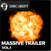 Music and film soundtrack Massive Trailer Vol.1