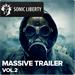 Music and film soundtrack Massive Trailer Vol.2