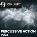 Music and film soundtrack Percussive Action Vol.1