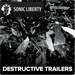 Royalty-free Music Destructive Trailers