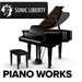 Royalty Free Music Piano Works